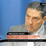 World Exclusive Interview with Nikola Sandulović
