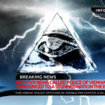 Rich TVX News Called Police of Vienna Heroic And Announced to a Stunned Nation the End of the Deep State